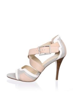 Calvin Klein Women's Zahara Criss-Cross Sandal at MYHABIT