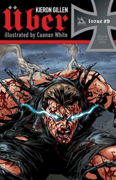 #Uber #9 (War Crimes Cover - Limited 1250) #Avatar (Cover Artist: Caanan White) Release Date: 1/1/2014