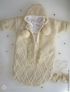 Knitting Patterns Sleep Sack Knitted sleep sack for a little prince or princess.Children and YoungThis Pin was discovered by Gra Baby Boy Knitting Patterns, Baby Hats Knitting, Knitting For Kids, Crochet For Kids, Knitting Designs, Knit Crochet, Baby Pullover, Baby Bunting, Baby Pants