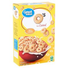 Oat Cereal, Breakfast Cereal, Toasted Oats, Nutritious Breakfast, Calcium Carbonate, Oat Flour, Caramel Color, Natural Flavors, Vitamins And Minerals