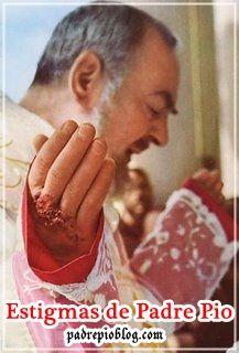 Os estigmas de Cristo em Padre Pio ~ Padre Pio Blog