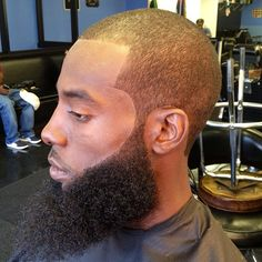 black haircut for beard styles for black images grooming styles 5224