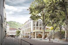 Tal Architekten - jonasbloch