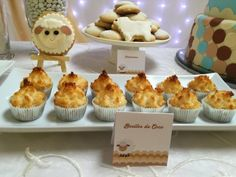 Little Lamb Boys Baby Shower Themed Party Food Ideas