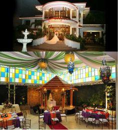 My Little World  The Reception: Ibarra's Garden