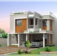 indian house design double floor buildings designs4 home pinterest indian house designs indian house and building