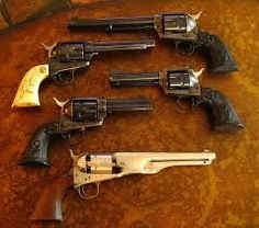 Image result for single action firearm