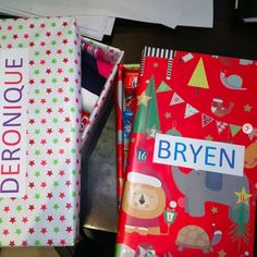 Beautifully wrapped Santa Shoeboxes. Some Ideas, Shoe Box, Giving, First Time, Blessed, Santa, Spirit, Phone Cases, Thoughts