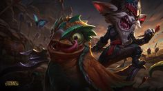 Surrender at 20: Champion Reveal: Kled, The Cantankerous Cavalier