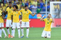 Colombia vs. Brazil 2014 FIFA World Cup Pick-Odds-Prediction FIFA 7/4/14: Kyle's Free World Cup Pick