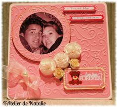 Carte St Valentin 2014 Modèle personnalisé