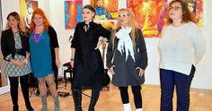 Three ways of seeing art ovvero Cinzia Coratelli, Vittoriana Rutigliano e Ketty Di Bari alla Globalart di Rosa Didonna.