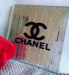 Shop for chanel on Etsy, the place to express your creativity through the buying and selling of handmade and vintage goods. Chanel Party, Chanel Birthday Party, Festa Gossip Girl, Chanel Bedroom, Chanel Bedding, Chanel Baby Shower, Glamour Decor, Living Room Decor, Bedroom Decor