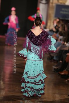 Fotografías Moda Flamenca - We Love Flamenco 2014 - Rocío Peralta- desfile infantil - Foto 11