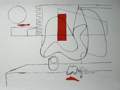 """""""BONES 2″ by LE CORBUSIER (1930)"""