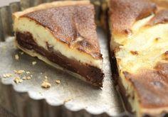 Tarte aux poires et au chocolat croquant | Croquons La Vie - Nestlé