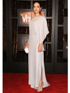 Angelina Jolie Style Photos - Angelina Jolie Red Carpet Dresses Pictures - Marie Claire