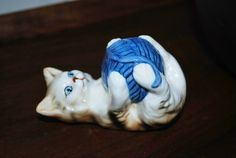 Roly Poly from The Danbury Mint Cats of Character by CampyClassics, $9.95