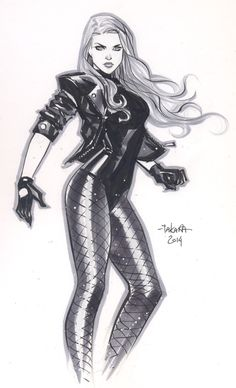 deviantART Picks 9/28/2014 Weekend Edition #BlackCanary #DC | Images Unplugged