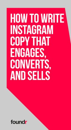Does your Instagram copy draw your followers in? Or is it an afterthought? Instagram may be a highly visual network, but your words are just as important as your images. Learn how to write compelling Instagram copy that engages and converts. Promote Your Business, Start Up Business, Starting A Business, Business Coaching, More Followers On Instagram, Get More Followers, Coach Instagram, Successful People, Your Word
