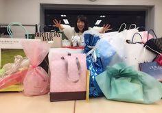 レプロ マネジメント1部 @lespros_sec1  2015年12月19日 ☆小島梨里杏☆ 『Riria Kojima 22th Birthday』無事に終了しました! ありがとうございました!!! 22歳の小島梨里杏にもご期待ください! 今後とも応援よろしくお願いいたします! #小島梨里杏 #レプロ   小島梨里杏さん