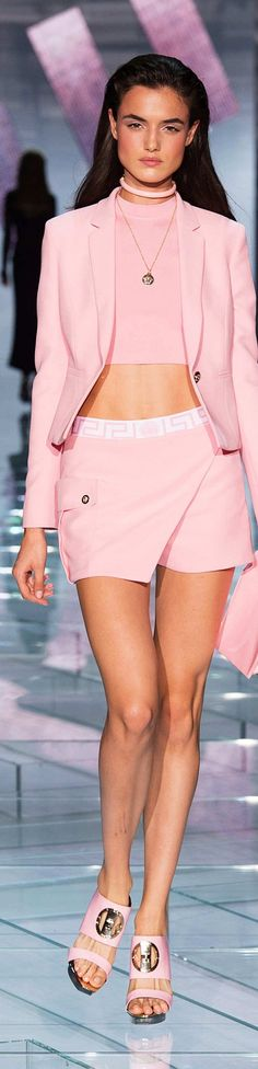 Versace Collection Spring 2015 | The House of Beccaria~