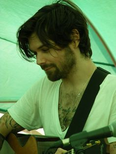Simon Neil of Biffy Clyro by A.Griffiths