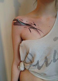 Amanda Wachob - New York #tattoo  ink