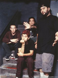old skool Deftones.