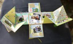 Il giardino incantato di Alice: Minialbum Happy birthday Fabrizio ... Minialbum