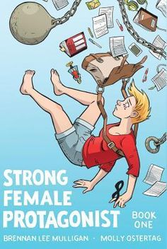 "Review for ""Strong Female Protagonist"" - Reading To Distraction"