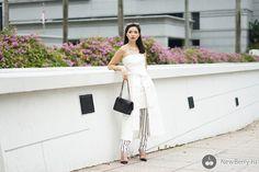 Модный блоггер Olivia Lazuardy