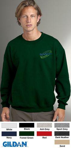 Gildan Corporate Clothing Embroidered Crewneck $20.72