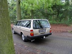 Volvo 240 GL Family Edition als Kombi in Helmond