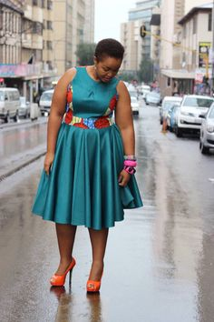 Bow Africa Fashion