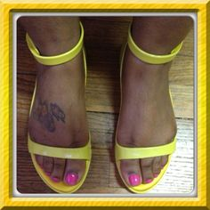 Authentic LOUIS VUITTON flat sandals LOUIS VUITTON plastic sandals. Great for summer. Worn only once. Silk lining is stained at toe areas but is not visible when they're on (see pic). Comes with shoe bags. Louis Vuitton Shoes Sandals