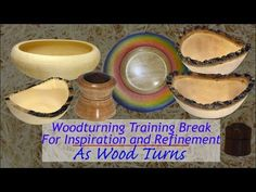 Bowl – Easy Woodturning Projects and Tips from As Wood Turns Craft Supplies Usa, Woodworking Ideas Table, Orange Band, Wood Turning Projects, Woodturning, Green And Orange, Dog Bowls, Decorative Bowls, Tips