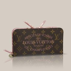 Insolite Wallet via Louis Vuitton