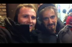 Sid Sadowskyj and Al Pacino