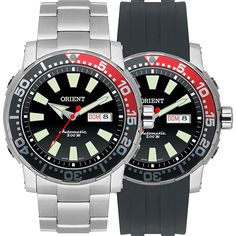 Orient Watch, Watch Companies, G Shock, Watches For Men, Men's Watches, Vintage Watches, Chronograph, Accessories, Diving