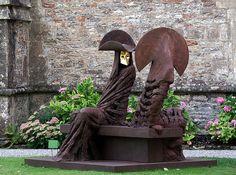 Philip Jackson Sculptures | The Dancing Rest http://thedancingrest.com/2016/03/02/philip-jackson-sculptures/