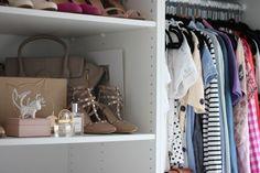 Pretty Closet Details
