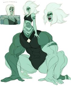 See more 'Steven Universe' images on Know Your Meme! Malachite Steven Universe, Steven Universe Fan Fusions, Steven Universe Anime, Greg Universe, Pink Diamond Steven Universe, Steven Universe Memes, Universe Art, Malachite Su, Cartoon Shows