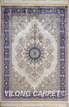 Blue Silk Prayer Rug Carpet Silk Hand Made Materials: Silk Dyeing: vegetable dyeing Technology: Hand Knotted Size: 2'x3' -14'x20'    Fit for: bedroom, living room, dining area, foyer, back door, porch, office etc. … Email: alice@yilongcarpet.com  WhatsApp/Tel/Wechat: +86 156 3892 7921 #persiancarpets  #carpetforprayer #carpethomedepot
