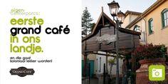 Hét eerste Nederlandse Grand Café, nieuwe stijl, komt naar De Eemhof! | Check de artist impressions! De laatste Horeca foto's uit eigen hand voor 2014 ! - Eigen Center Parcs