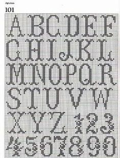 Filet Crochet Letters Patterns Free Images For Filet Crochet Letters PatternsBack To 23 Unbiased Filet Crochet Letters Patterns FreeFilet Crochet … Filet Crochet Alphabet Charts, Crochet Letters Pattern, Cross Stitch Alphabet Patterns, Cross Stitch Letters, Letter Patterns, Cross Stitch Charts, Cross Stitch Embroidery, Pattern Names, Cross Stitches