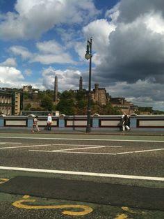 Classic Edinburgh motive