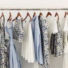 A dream closet is filled with Brock Collection Resort 2016! Pre-Order yours on Moda Operandi now!