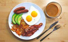 Wir wollen ab jetzt nur mehr #Spiegeleier in Katzenform frühstücken! #cat #egg #breakfast #katze #frühstück