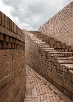 Facultad de Ciencias Humanas de la Universidad Nacional de Colombia, Bogotá | Arq. Rogelio Salmona 1995 5